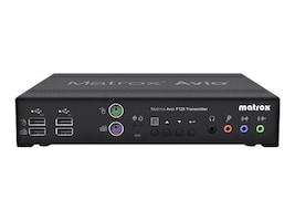 Matrox Avio F125 High Performance Dual Video KVM Extender w  USB 2.0 Support, AV-F125TXF, 35079169, KVM Displays & Accessories