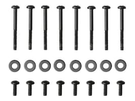 Corsair Hydro Series Fan Mounting Screw Kit, CW-8960008, 16573962, Mounting Hardware - Miscellaneous