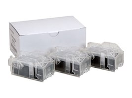 Lexmark Staple Cartridges for W840 (3 Cartridges 15,000 Staples), 25A0013, 5915015, Printer Accessories