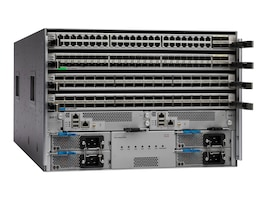 Cisco N9K-C9504-B3 Main Image from Left-angle
