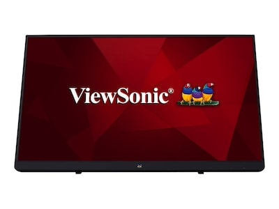 ViewSonic 21.5 TD2230 LED-LCD Touchscreen Monitor, Black, TD2230, 31830411, Monitors - Touchscreen