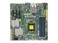 Supermicro MBD-X11SSH-CTF-O Main Image from Front