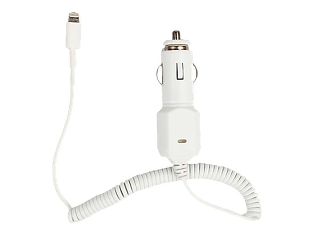 4xem Car Charger For Iphone 5 Ipod 5 4x8pincarchrg