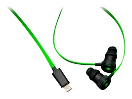Razer Hammerhead for IOS Digital Gaming & Music In-ear Headset, RZ04-02090100-R3U1, 34177411, Computer Gaming Accessories