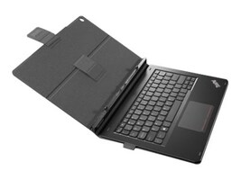 Open Box Lenovo TP Helix Folio Keyboard, 4X30J32021, 32136421, Keyboards & Keypads