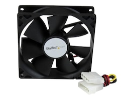 StarTech.com Cooling Fan, 9.2cm with LP4 Connector, FANBOX92, 161870, Cooling Systems/Fans