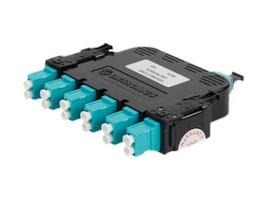 Ortronics INFINIUM HD MPO-TO-LC CASSETTE, OR-HDCA6LC12AH, 33167149, Patch Panels