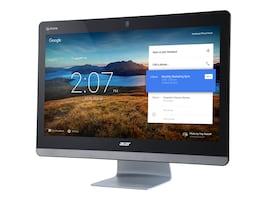 Acer Chromebase 24 CA24I-CN AIO Celeron 3215U 1.7GHz 4GB 16GB SSD ac GNIC 23.8 FHD Chrome OS, DQ.Z0EAA.001, 32052518, Desktops - All-in-One