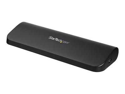 StarTech.com Dual Monitor USB 3.0 Docking Station with HDMI & DVI VGA - TAA, USB3SDOCKHDV, 16019865, Docking Stations & Port Replicators