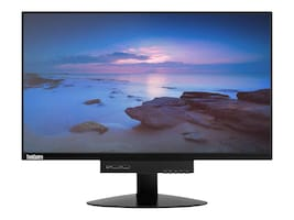 Lenovo 21.5 Tiny-in-One Full HD LED-LCD Monitor, Black, 10LKPAR6US, 32103231, Monitors