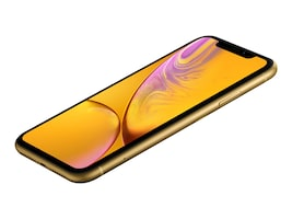 Apple iPhone XR 128GB Yellow (SIM-free), MT042LL/A, 36144612, Cell Phones - iPhone Plus Models