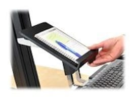 Ergotron Tablet Document Holder for WorkFit-S, 97-558-200, 12380469, Ergonomic Products