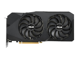 Asus AMD Radeon RX 5700 Overclocked PCIe 4.0 Graphics Card, 8GB GDDR6, DUAL-RX5700-O8G-EVO, 37544722, Graphics/Video Accelerators