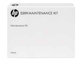 Open Box HP 220V Maintenance Kit, CF065A, 30726638, Printer Accessories