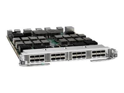 Cisco Nexus 7700 F3-Series 24-Port 40GBE QSFP