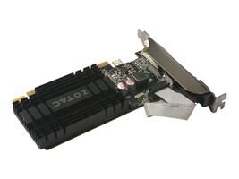 Zotac GeForce GT710 Graphics Card, 2GB DDR3, ZT-71302-20L, 31363605, Graphics/Video Accelerators