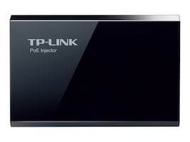 TP-LINK Gigabit PoE Injector Adapter, IEEE 802.3af compliant, Up to 100 meters (328 Feet), TL-POE150S, 13735161, PoE Accessories
