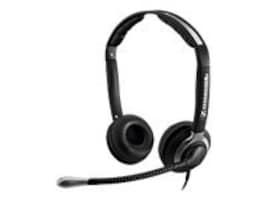 Sennheiser CC 550 IP Premium Dual-Ear Headset, 504017, 16182380, Headsets (w/ microphone)