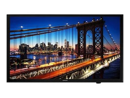 Samsung 40 HF693 Full HD LED-LCD Healthcare Smart TV, Black, HG40NF693GFXZA, 34591953, Televisions - Commercial