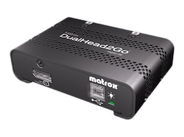 Matrox D2G-DP2D-IF Main Image from Right-angle