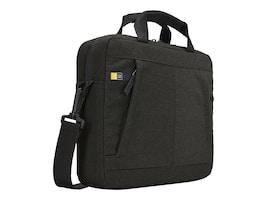 Case Logic Huxton 11.6 Laptop Attache, Black, HUXA111BLACK, 30639323, Carrying Cases - Notebook