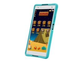 Lenovo Kids Case Tab4 8 Hidef, Mint Blue, ZG38C01703, 34047042, Carrying Cases - Other