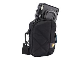 Case Logic Medium Camera Case, Black, CPL-102BLACK, 20076459, Carrying Cases - Camera/Camcorder