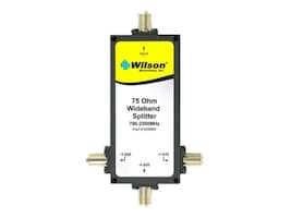 Wilson -4.8dB 3-Way Splitter for 700-2500MHz, 75ohm, 859994, 36746402, Adapters & Port Converters