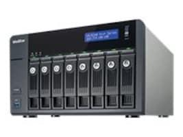 Qnap 8-Bay NVR 40-Channel Surveilance i3-4150, VS-8240-PRO+-US, 33606527, Locks & Security Hardware