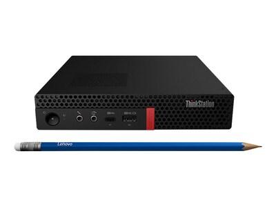 Lenovo ThinkStation P330 Tiny Core i7 2.4GHz 16GB 512GB W10P, 30CF000KUS, 35973654, Workstations