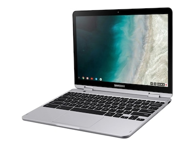 Samsung Chromebook Plus V2 Celeron 3965Y 1.5GHz 4GB 64GB eMMC ac BT 2xWC 12.2 FHD Chrome OS, XE520QAB-K03US, 36671092, Notebooks