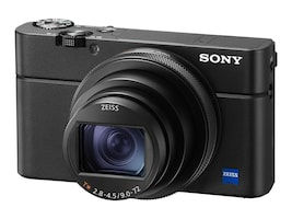 Sony DSC-RX100 VI Digital Camera, Black, DSCRX100M6/B, 36469290, Cameras - Digital