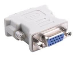 Raritan DVI to VGA Adapter, ADVI-VGA-16, 11949406, Adapters & Port Converters