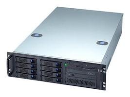 Chenbro 3U Servr Chassis, SATAII, SAS, Zippy PS-M1Z3, RM31408T-760R, 9866548, Cases - Systems/Servers