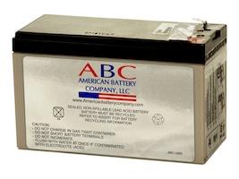 American Battery Replacement Battery Cartridge RBC2 for select APC BK and BP 250-500VA Models, RBC2, 462075, Batteries - UPS