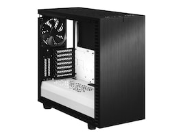 Fractal Design Chassis, Define 7 Black White Solid, FD-C-DEF7A-04, 38190911, Cases - Systems/Servers