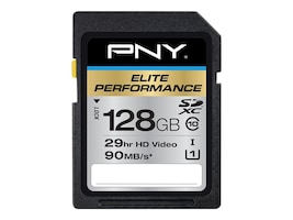 PNY Technologies P-SDX128U395-GE Main Image from Front