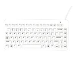 Man & Machine SLIMCOOL LOW PROFILE KEYBOARD-WHITE, SCLP/W5, 17103559, Keyboards & Keypads