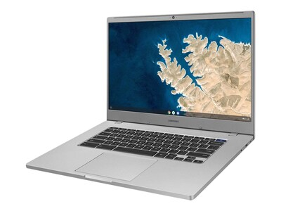 Samsung Chromebook 4+ Celeron N4000 1.0GHz 6GB 15.6 Chrome OS, XE350XBA-K03US, 37514611, Notebooks