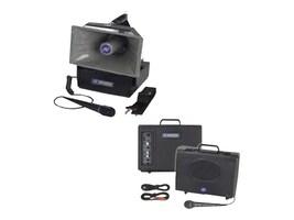 AmpliVox Titan Portable PA Bundle w  HH Mic, SW800, Speakers, Tripods & Case, SB8001, 17413354, Music Hardware