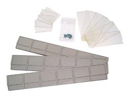 Capsa 3 Drawer Divider Kit, 12114, 36813804, Computer Carts - Medical