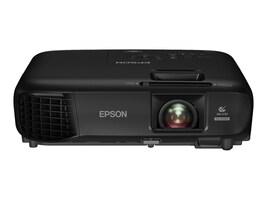 Epson PowerLite 1286 WUXGA 3LCD Projector, 3600 Lumens, Black, V11H846120, 34480399, Projectors