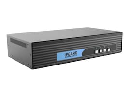 SmartAVI 4-Port Dual Secure DP to HDMI KVM w  Keyboard Mouse USB Emulation & CAC, SDHN-4D-P, 33924701, KVM Switches
