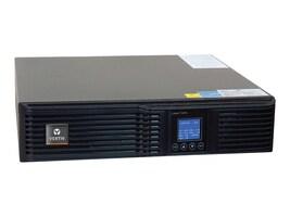 Liebert GXT4 2000VA R T Online UPS 120V with Rackmount Kit, GXT4-2000RT120, 18382027, Battery Backup/UPS