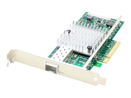 Add On 10Gbs Single Open SFP+ Port PCIe x8 NIC with Transceiver Intel E10G41BFLR, E10G41BFLR-AO, 23203994, Network Adapters & NICs