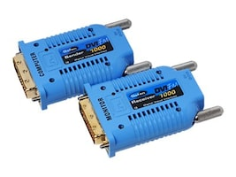 Gefen DVI FM1000 Fiber Optic Video Extender, EXT-DVI-FM1000, 10530988, Video Extenders & Splitters