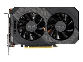 Asus Gaming GeForce GTX 1660 Ti Overclocked Graphics Card, 6GB GDDR6, TUF-GTX1660TI-O6G-GAMING, 36825127, Graphics/Video Accelerators
