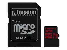 Kingston SDCR/32GB Main Image from Front