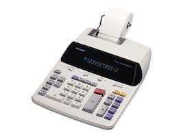 Sharp EL-2192RII AC-Powered Two Color Printing Calculator, EL2192RII, 6519823, Calculators
