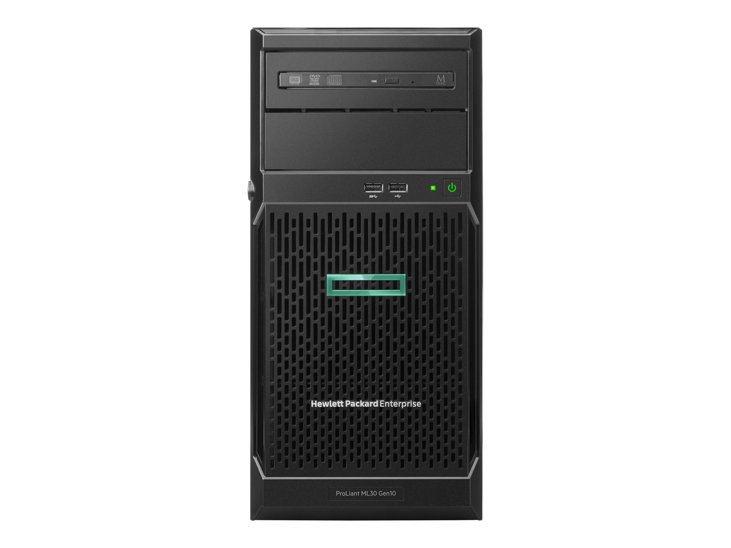 HPE ProLiant ML30 Gen10 Intel 3 5GHz Xeon